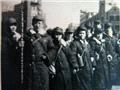 1951年,抗美援朝医疗队到达沈阳