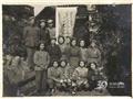 抗美援朝医疗队在朝鲜合影