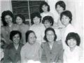 1970年与晚辈合影