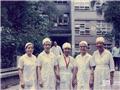 1986,梁季华与妇产科护士长