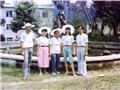 1990,参加红十字会宣教活动