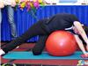 强直性脊柱炎患者的康复锻炼