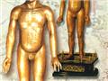 宋天圣针灸铜人