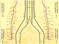 明成化史素铜人图(背人图)复原图