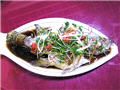白术蒸桂鱼
