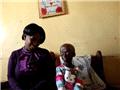 12岁的Ontlametse Phalatse是世界上迄今发现的唯一一名患有早衰症的黑人女童。