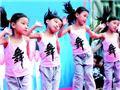 四胞胎姐妹的舞蹈