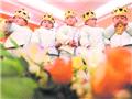 安徽省的五胞胎兄妹3岁了