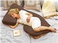 缓解肌肉酸痛的孕妇枕
