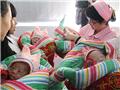 广州首例五胞胎出院 盘点全球的多胞胎们