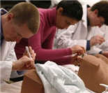 实拍妇科实习:妇科检查全过程(组图)