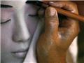 化妆师和艺伎,东京