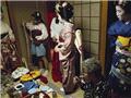 艺伎起居室,京都
