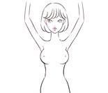 1分钟学会乳房自我检测法
