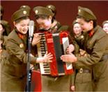 2012朝鲜春晚现场照曝光