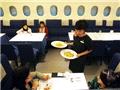 机舱主题餐厅