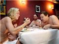 裸体主题餐厅
