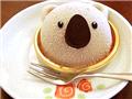 超级萌的面包甜点