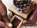 非洲朋友教你自制咖啡7