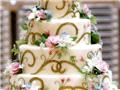 """能打动""""她""""的婚礼蛋糕"""