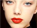 今秋最潮的烈焰红唇