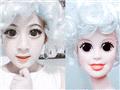妆容3:超仿真大眼芭比娃娃妆