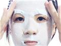 化妆前先要做个补水保湿的面膜