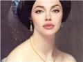 """""""穿越""""之美:名画上的明星脸无缝PS"""