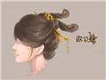 华美别致!图解中国古代女子发型