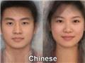 """揭秘:世界各国""""标准国脸""""(来源:环球网)"""