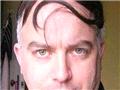 男士稀奇古怪发型大集合