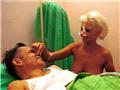保加利亚怪癖夫妇 妻换脸夫隆胸