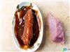 """用添加剂腌制的""""假牛肉""""与未加工猪肉"""