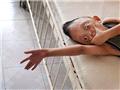 越战美军橙剂遗毒制造的畸形儿