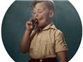 比利时摄影师拍儿童吸烟照引争议