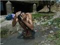 巴基斯坦吸毒者震撼纪实7