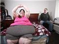 343公斤美国女子与厨师订婚 想吃成世界最胖