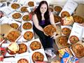女孩饮食失调8年只吃比萨
