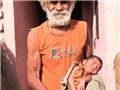 印度老人96岁得子成全球最老父亲