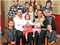 英女子被诊不孕17年产下10子