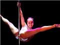 俄罗斯钢管舞锦标赛精彩绝伦