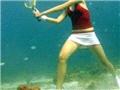 水下演绎另类体育