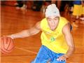 陈冠希打篮球