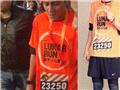 陈冠希上海参加10公里跑4
