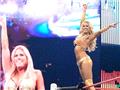 WWE性感摔跤女王 呈野性美感3