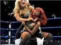 WWE性感摔跤女王 呈野性美感14