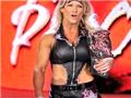 WWE性感摔跤女王 呈野性美感