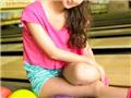 日本女星保龄球写真2