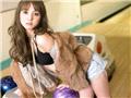 日本女星保龄球写真7