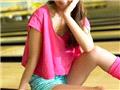 日本女星保龄球写真8